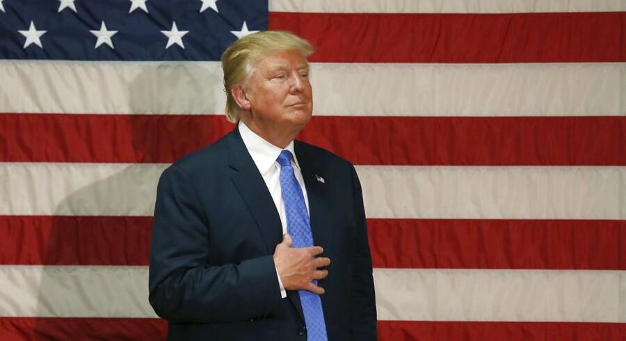 Fredag var præget af Donald Trumps seneste brøler – at han i et ubevogtet øjeblik for 11 år siden pralede med, at alle kvinder lagde sig ned, når han ønskede det.