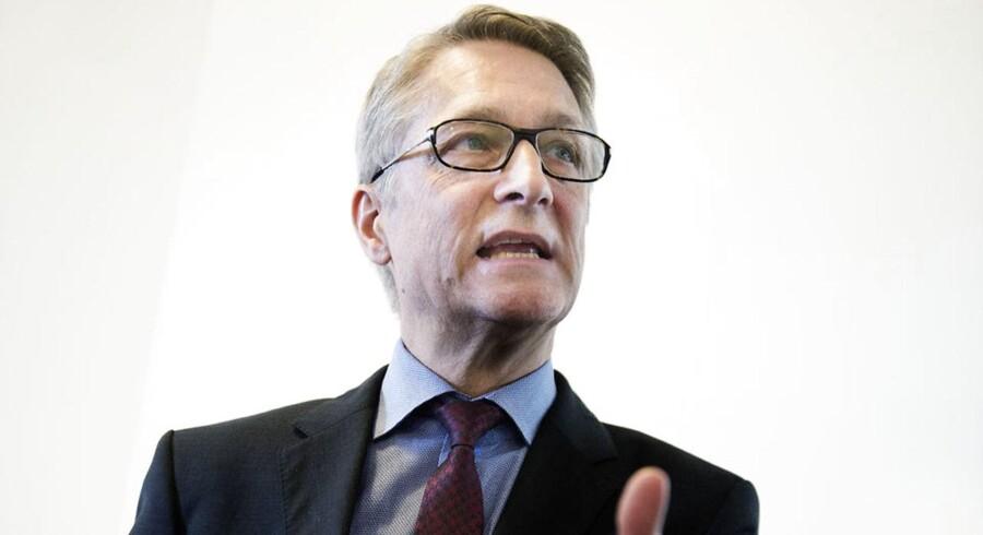»For et lille land som Danmark er det helt afgørende, at vi kan tiltrække udenlandsk arbejdskraft,« siger vismand Torben Tranæs.