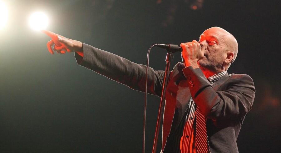 REM med Michael Stipe i spidsen er angiveligt på listen af musikere, der er klar med en anti-Trump sang.