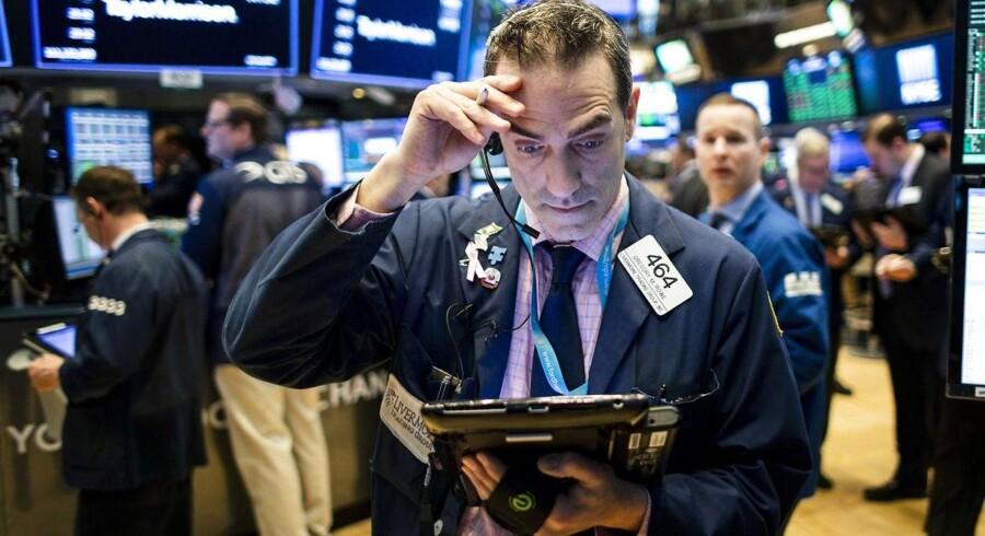 Den negative afslutning på april skyldes, at den forventede sollide regnskabssæson ikke har været stærk nok til, at de amerikanske aktier har været i stand til at bryde ud af det seneste handelsinterval.