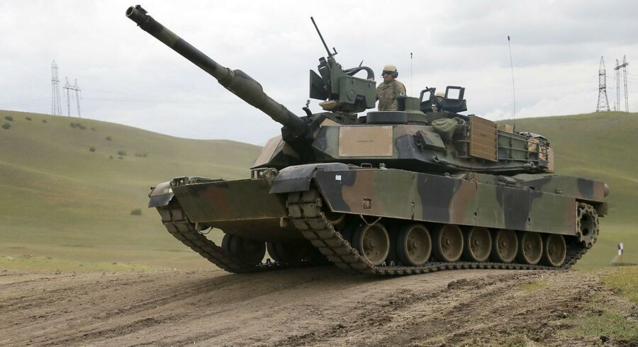 Rusland har oprustet betydeligt langs de baltiske landes grænse. Nu vil NATO svare igen med permanente styrker i de baltiske lande, alt imens Sverige og Finland øger samarbejdet med NATO. Arkivfoto.