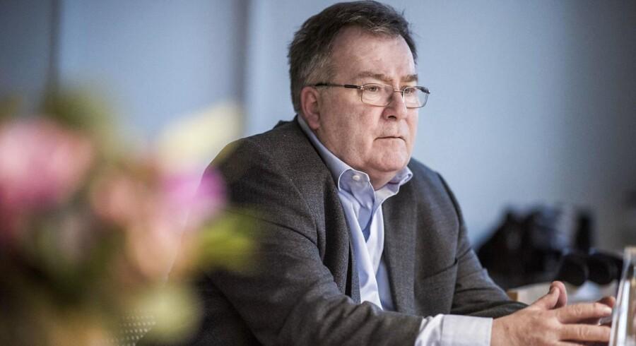 Arkivfoto. Den danske regering fremlagde onsdag sit udspil til det kommende forsvarsforlig. Det er i den forbindelse, at det russiske udenrigsministerium har kommenteret den danske ageren.