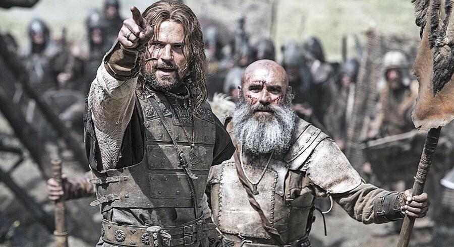»Viking« har taget syv år at indspillet og kostet 140 mio. kr. Foto: PR
