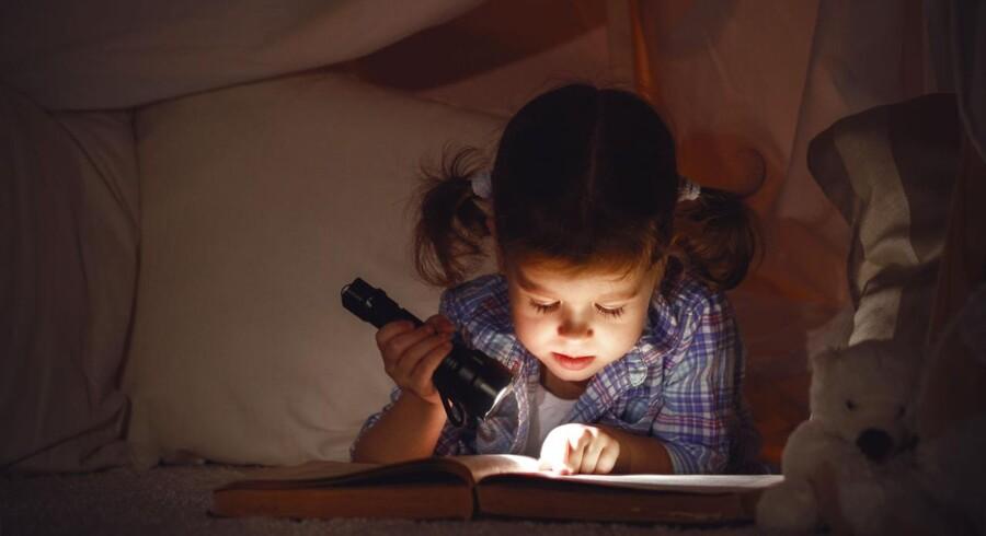 Arkivfoto. Børn er uendeligt videbegærlige, fakta er in, og der er tilsyneladende næsten ingen grænser for kompleksiteten af de emner, som børn kan håndtere.