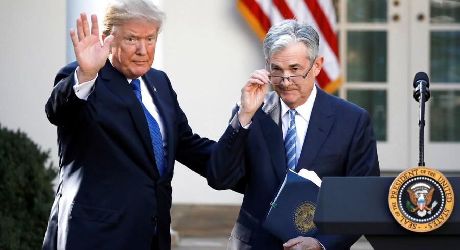 Donald Trump har nomineret Jerome Powell til at blive den næste chef for den amerikanske centralbank, men mange spørger sig, om han måske bare bliver en klon af sin forgænger.