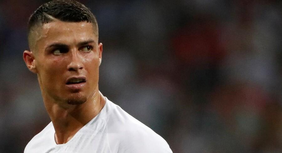 Cristiano Ronaldo skal de kommende år tørne ud for italienske Juventus efter sit skifte fra Real Madrid. Jorge Silva/Reuters