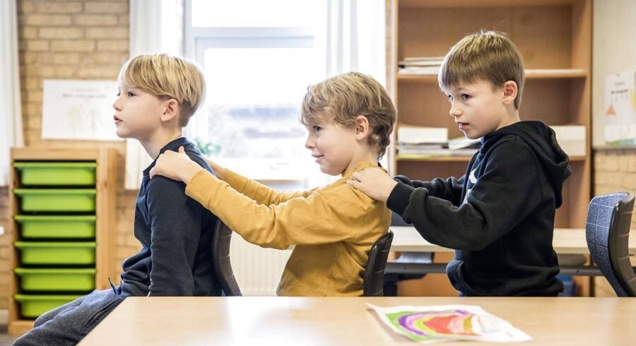 Helsinge Realskole er en af de skoler, som topper Cepos' nye liste over skolernes evne til at løfte eleverne.