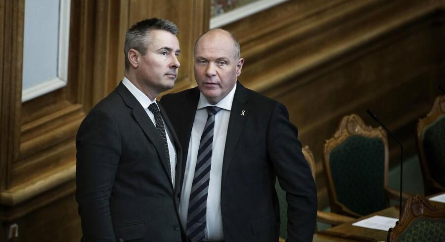 »For mig at se virker Pio som en forlænget arm for Socialdemokratiet,« siger Venstres Britt Bager om netavisen Pio, som Henrik Sass Larsen (S) har været med til at søsætte.