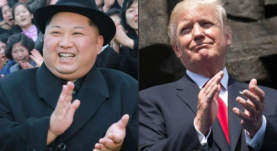 Torsdag kunne Sydkorea oplyse, at Kim Jong-un har inviteret Donald Trump til et møde senest i maj for at drøfte en løsning på den koreanske konflikt.