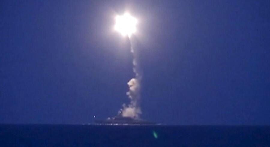 Den militære balance i Østersøen er ved at rykke sig, fordi russiske krigsskibe nok er på vej til Kaliningrad.