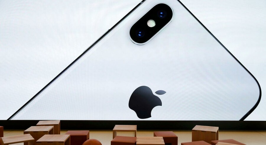 Apples eneste iPhone - X'eren