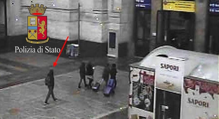 Efter det dødelige terrorangreb på julemarkedet i Berlin flygtede Anis Amri til Italien. Natten til d. 23. december blev han skudt og dræbt af italiensk politi under en rutinekontrol.