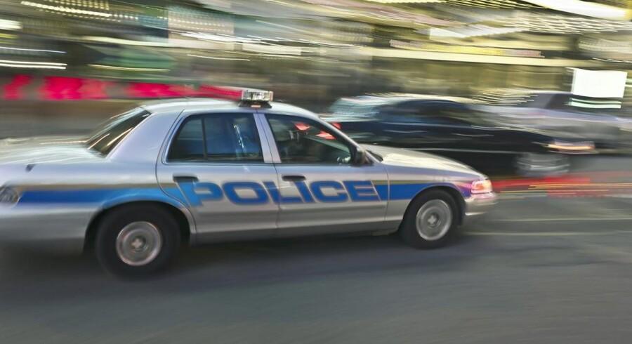 En mand, som mandag skød og sårede flere personer i Houston, er død, bekræfter politiet i den amerikanske by. Free/Colourbox