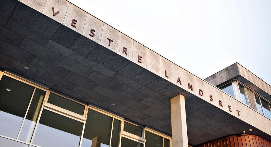 Vestre Landsret hvor en 20-årig kvinde onsdag blev frifundet.