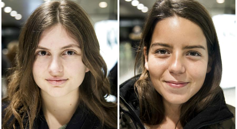 Anna Lolli og Lotus Banano, begge 19 år, har begge oplevet hævnporno i deres vennekreds.