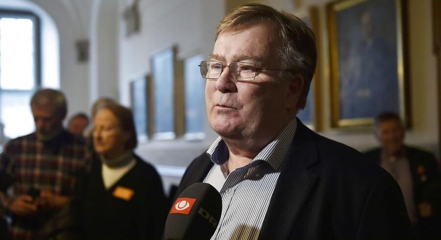 Arkivfoto. Forud for kommende valg må Danmark overveje, hvordan falske nyheder håndteres bedst muligt, siger Claus Hjort.