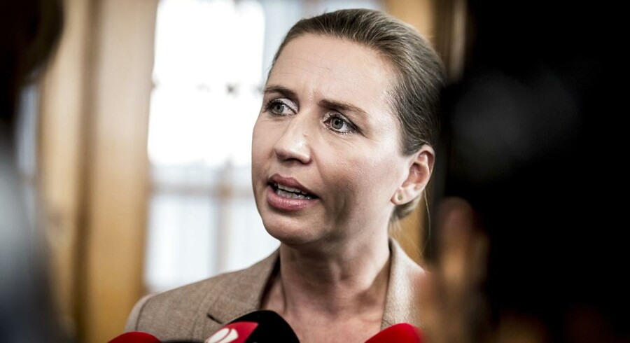 Tirsdag sender Socialdemokratiets formand Mette Frederiksen et brev ud til 600.000 husstande om, hvorfor de bør stemme på Socialdemokratiets kandidater til det kommende kommunal- og regionsrådsvalg.