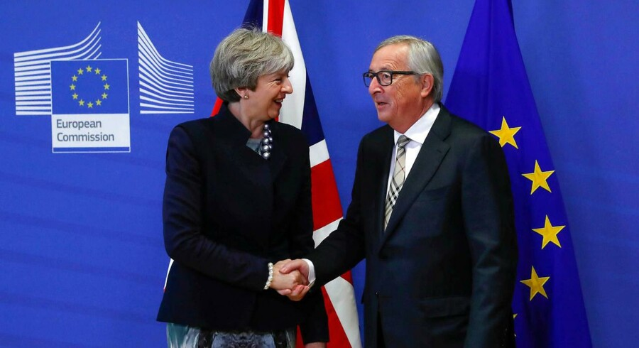 »Efter år med kriser er det nu tid til at tage Europas fremtid i vores egne hænder,« siger EU-præsident Jean Claude Juncker i en pressemeddelelse.