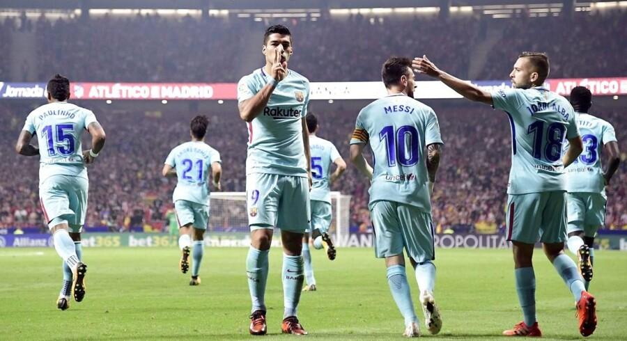En spansk liga uden FC Barcelona vil gøre en tv-aftale 20-25 procent billigere, siger ligapræsident.