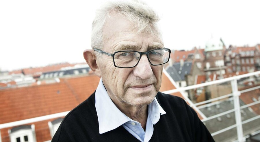 Søren Krarup, tidl. medlem af folketinget (MF). Arkivfoto: Scanpix