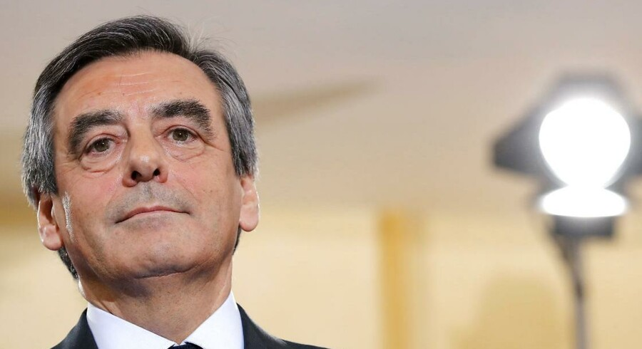 François Fillon vandt sikkert søndagens anden runde af primærvalget i Frankrigs konservative parti, Les Républicains, med to tredjedele af stemmerne