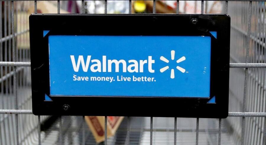 Arkivfoto: Walmarts investering i Flikart vil blive den største direkte udenlandske investering i Indien, da den overgår de 12,9 mia. dollar, et russisk konsortium betalte for Essar Oil i 2016.