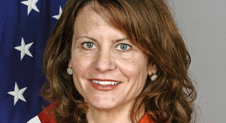 Robin Dunnigan Deputy Assistant Secretary for Energy Diplomacy BUREAU OF ENERGY RESOURCES
