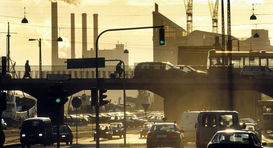 Et flertal i Københavns Borgerrepræsentation vil have et forbud mod dieselbiler i byen. Men det kommer ikke til at ske, lyder det fra regeringen.