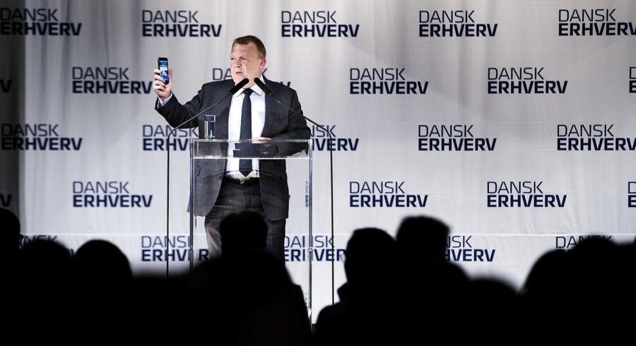 (ARKIVFOTO) En ny medlemsundersøgelse blandt 415 virksomheder fra Dansk Erhverv viser, at en gennemsnitlig virksomhed har brugt 38.772 kr. alene på forberedelsen af den nye datalov.