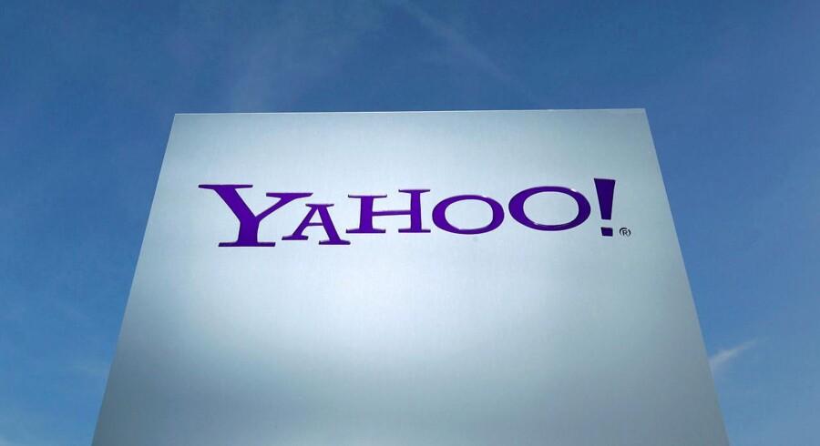 Arkivfoto: USA anklager Rusland for at hacke en halv milliard Yahoo-konti. Talsmand fra Kreml afviser det pure.