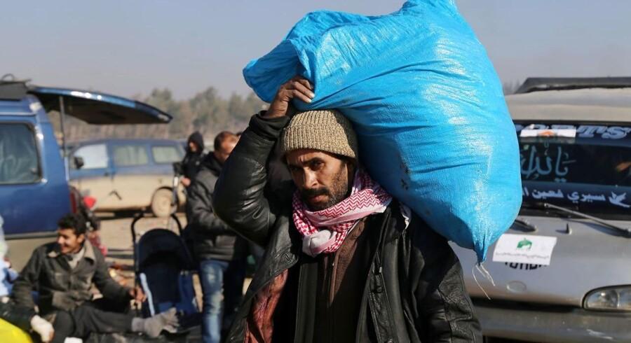 Arkivfoto: EU-lande bestemmer selv, om de vil give humanitært visum til personer, som vil rejse til EU for at søge asyl.