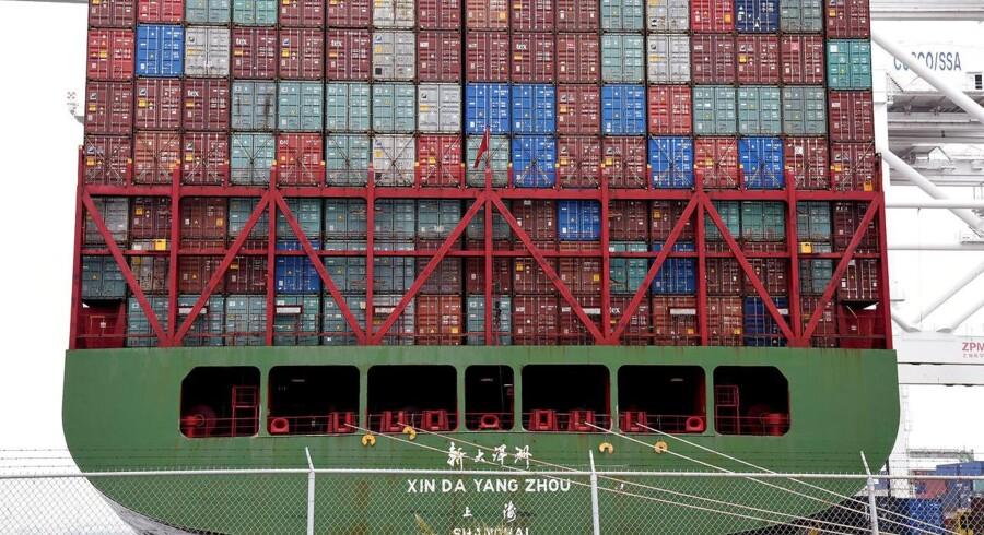 Told på varer er ikke de eneste våben kineserne har i handelskrigen mod USA, hvis den for alvor bryder ud.