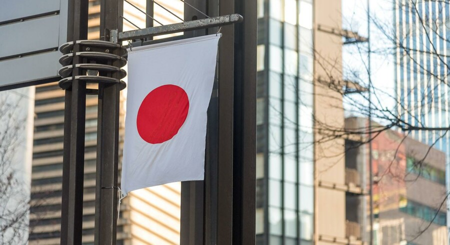 Den japanske økonomiske vækst i første kvartal skuffer markant i den endelige opgørelse. Væksten i bruttonationalproduktet ligger langt under både analytikernes forventninger og væksttallet fra den foreløbige opgørelse.