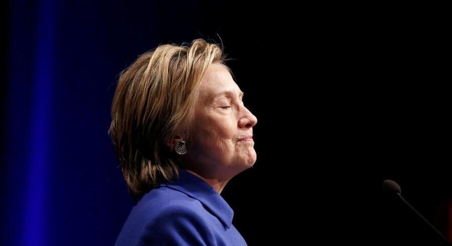 Hillary Clintons nederlag markerer begyndelsen til en ændring af Det Demokratiske Parti.
