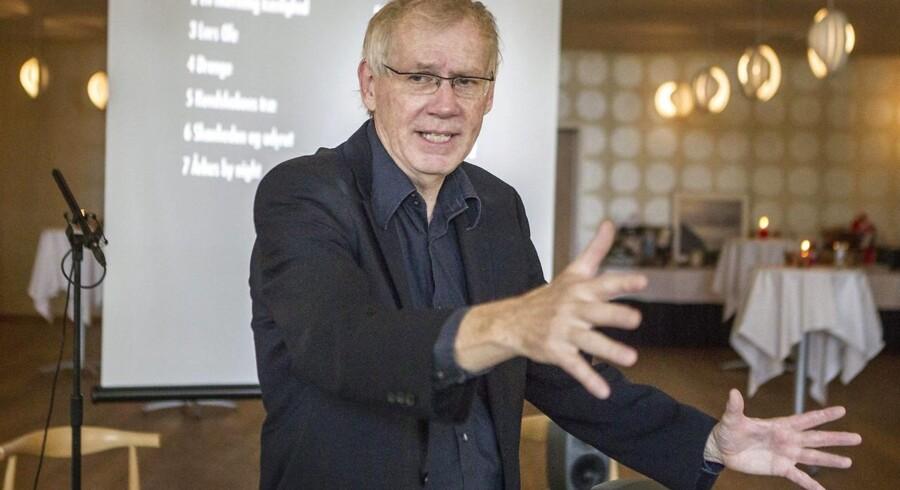 Filminstruktør Nils Malmros