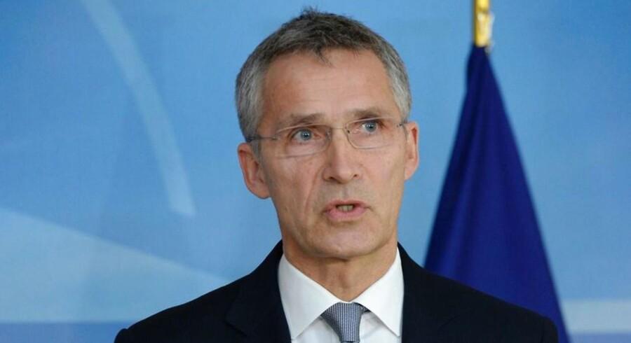 Natos generalsekretær, Jens Stoltenberg, er overbevist om, at Donald Trump vil overholde alle amerikanske forpligtelser i den vestlige forsvarsalliance.