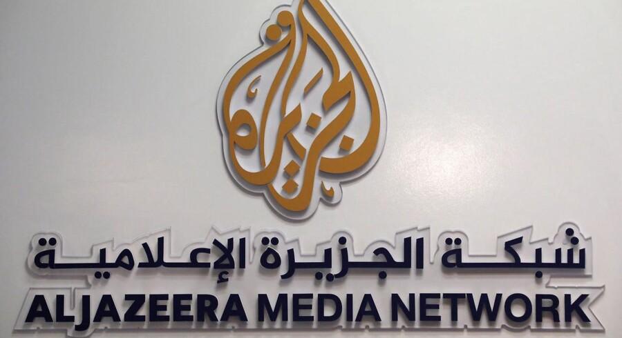 Tv-kanalen Al Jazeera har til huse i Qatar, som har en alvorlig strid kørende med nabolandet Saudi-Arabien. REUTERS/Eric Gaillard/File Photo