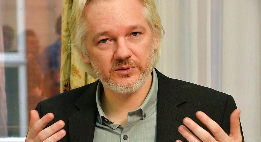Intet tyder på, at Julian Assange udleveres til Sverige. Det har fået politiet til at droppe anklager.