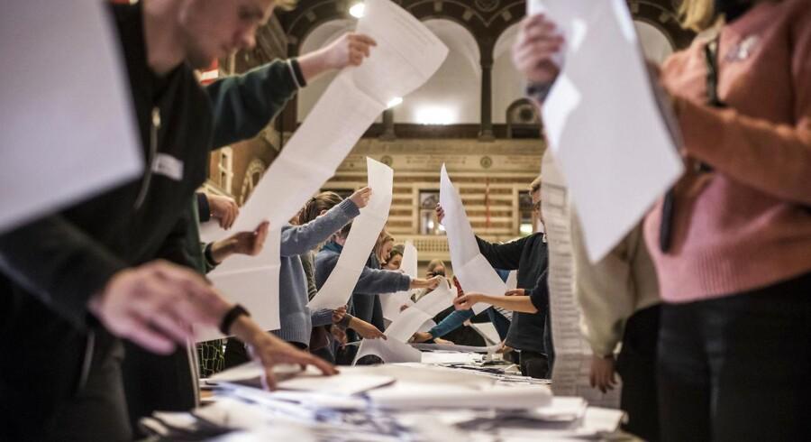 De unges kommunale valgdeltagelse steg til nye højder sidste år. 75,1 procent af de stemmeberettigede 18-årige satte deres livs første kryds til kommunal- og regionsvalget i november. Det er fire procentpoint flere end i 2013, og 17 procentpoint flere end ved kommunalvalget i 2009.