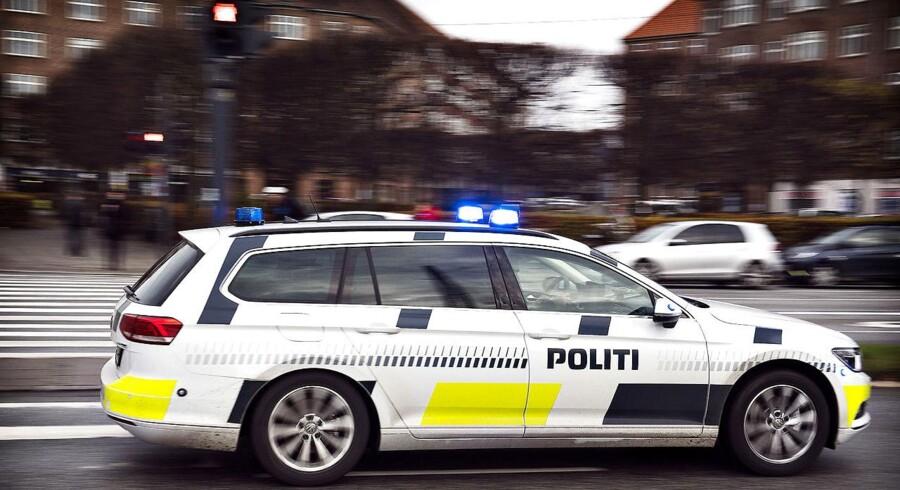 Arkivfoto: Københavns Politi anholdt onsdag eftermiddag en 32-årig mand, der mistænkes for seks forhold om blufærdighedskrænkelser i København og på Frederiksberg.