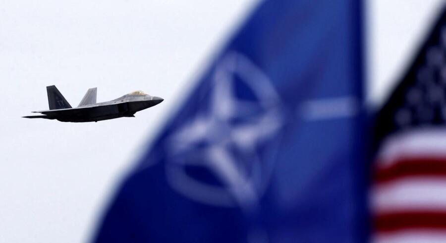 Både NATOs generalsekretær, Jens Stoltenberg, og USA gør det forud for denne uges NATO-topmøde soleklart, at de fleste europæiske lande bliver nødt til at bruge mange flere penge på forsvaret.