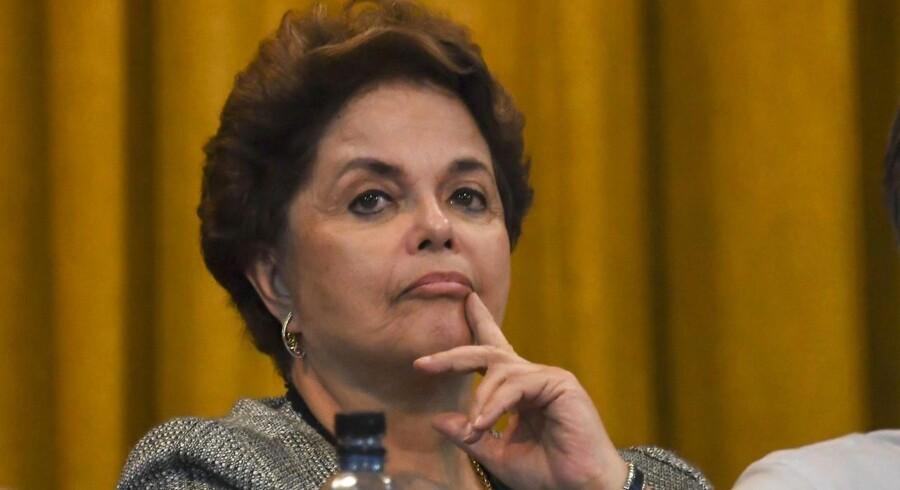 "Den brasilianske ekspræsident Dilma Rousseff og Luiz Inácio ""Lula"" da Silva er officielt sigtet i sag om bestikkelse i milliardklassen."