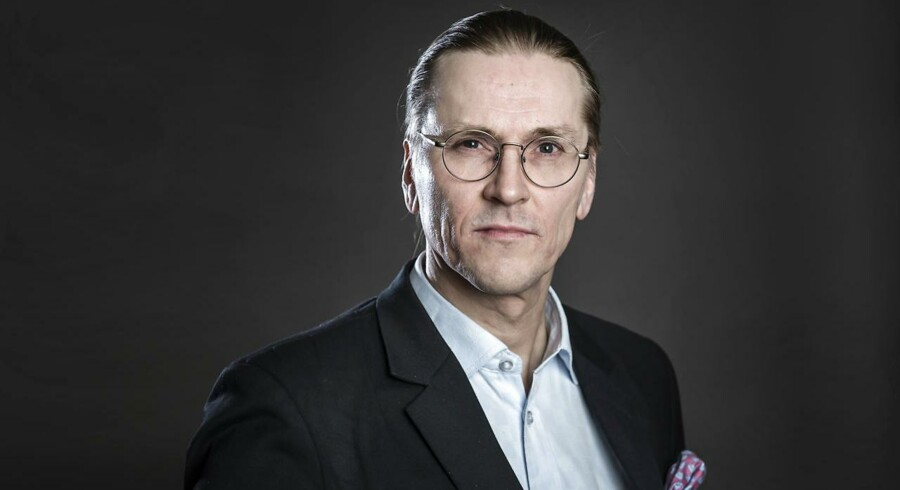 Mikko Hypponen, computer-sikkerhedsekspert og Chief Research Officer hos F-Secure.