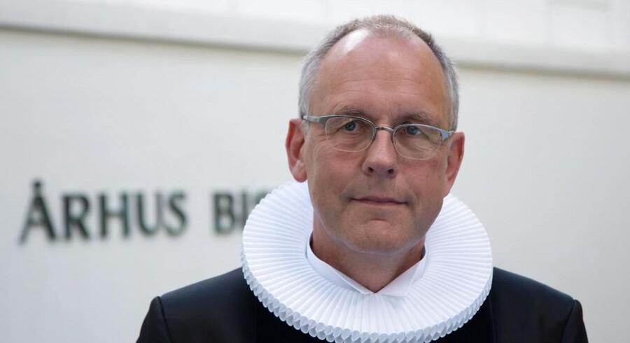 Biskop Henrik Wigh-Poulsen. PR-foto