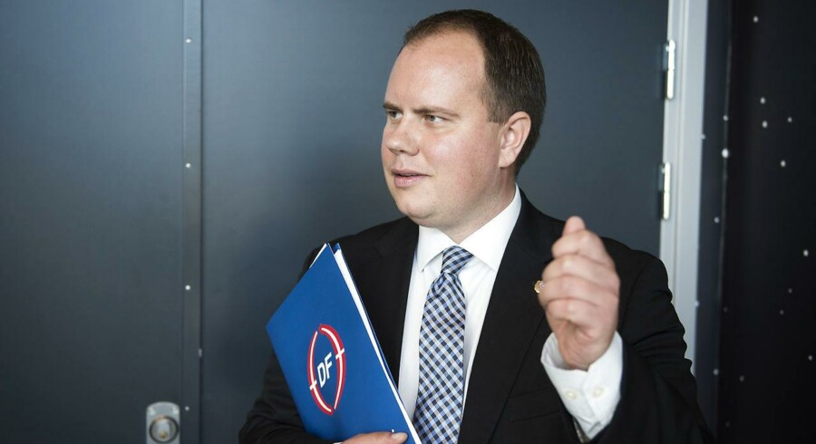 Arkivfoto. Danmark skal returnere somaliere, irakere og afghanere med opholdstilladelse, mener DF's Martin Henriksen.