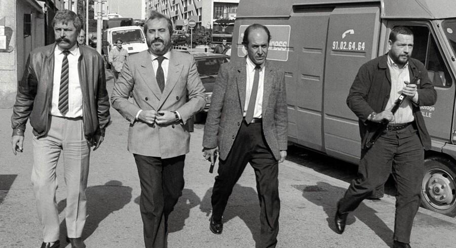 Arkivfoto. Den berygtede mafiaboss Salvatore Riina får måske friheden at mærke, selv om han afsoner flere livstidsdomme.
