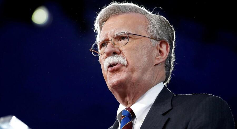John Bolton går for at være mere vedholdende ultrakonservativ end selv de mest hårdføre af slagsen
