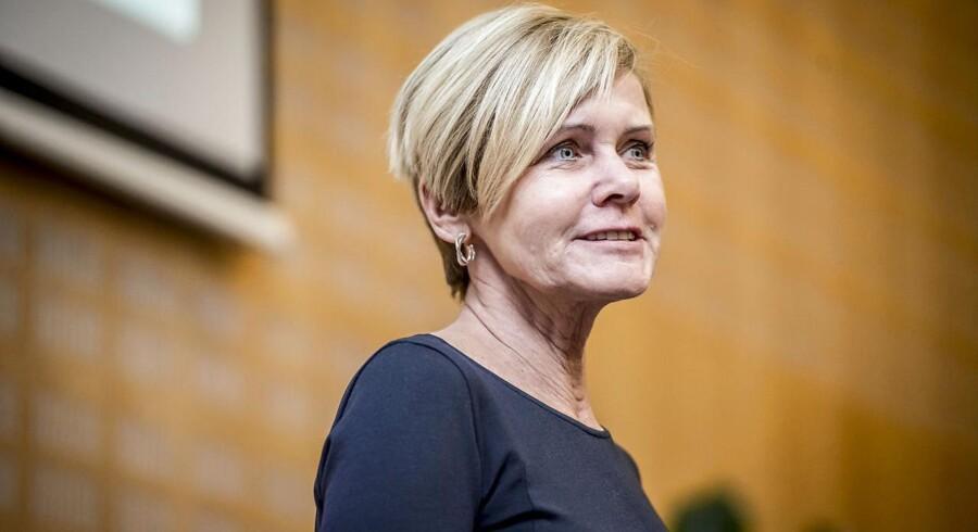Kulturminister Mette Bock havde håbet på at præsentere regeringens medieudspil allerede i denne uge.