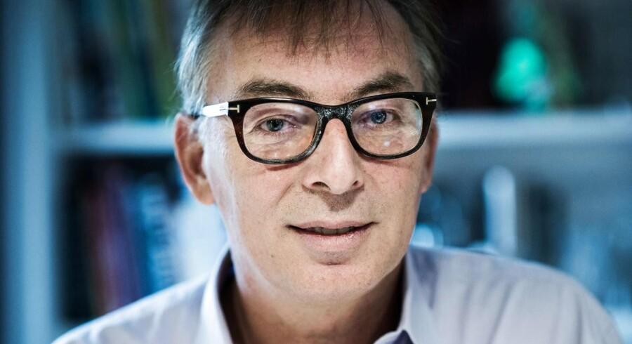 Jeppe Juhl er tidligere Cavlingvinder og står bag nyhedsportalen NewSpeek.