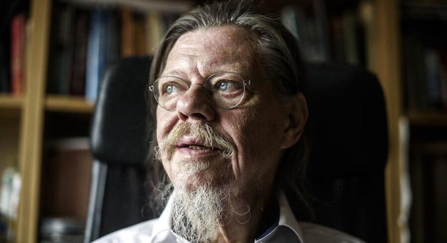 Erik Meier Carlsen forudså for 16 år siden det oprør mod eliten, som nu ruller over den vestlige verden